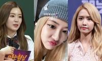 Khi idol bị mụn tấn công: Nữ thần như Yoona, Irene mất điểm còn Rosé được khen dễ thương