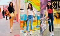 Con gái Trương Ngọc Ánh đăng ảnh mới, đôi chân siêu dài cực phẩm chiếm hết spotlight