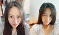 Sau chuỗi ảnh mặt mộc nhợt nhạt, Mai Phương Thúy lại khoe mái tóc có chi tiết bất thường