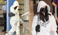 Jennie (BLACKPINK) trở về Hàn Quốc, có hành động lạ ngoài sân bay khiến fan lo lắng