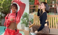 Soi style của Jennie tại Mỹ: Táo bạo chưa từng thấy, chuộng crop-top khoe eo triệt để
