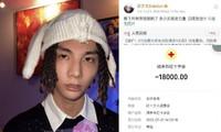 Rapper Trung Quốc 'vượt mặt' cả drama Ngô Diệc Phàm lộ chuyện sống ảo khi làm từ thiện