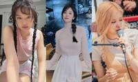 """Tóc tết bím đang là hot trend: Từ BLACKPINK đến Song Hye Kyo đều """"hack"""" tuổi thần kỳ!"""