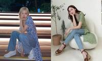 Là bạn thân của Jennie nhưng Jessica lại có sở thích ăn mặc đặc biệt giống Rosé