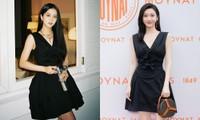 """Jisoo BLACKPINK sang xịn hơn """"đệ nhất mỹ nữ Bắc Kinh"""" Cảnh Điềm nhờ chọn đúng phụ kiện"""
