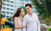 Mỹ nhân nóng bỏng Quỳnh Nga vừa đăng ảnh khoe ngực đầy, Việt Anh có bình luận 'cực đỏ mặt'