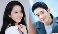 """Ba yếu tố giúp Jisoo - Jung Hae In trở thành cặp đôi mật ngọt dù """"Snowdrop"""" còn chưa chiếu"""