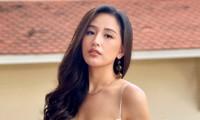 'Đệ nhất Hoa hậu ngực khủng V-biz' lên 'sóng' nghe điều netizens muốn hỏi, thấy phát hoảng