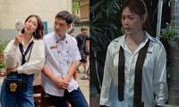 Nữ chính Hương Vị Tình Thân và 11 Tháng 5 Ngày bất ngờ đọ style với cùng một mẫu áo
