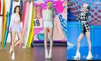 Sở hữu đôi chân cực phẩm, tại sao Jeon Somi vẫn chưa được xếp vào nhóm idol dáng đẹp?