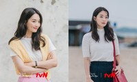 """Soi đồ Shin Min Ah trong """"Hometown Cha-Cha-Cha"""": Quần áo giản dị, phụ kiện giá trên trời"""
