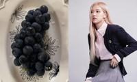 Chỉ là một chiếc đĩa vẽ hình hoa thôi, tại sao Rosé lại khiến netizen phấn khích đến thế?