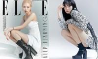 Vì sao Rosé và Lisa BLACKPINK lại có đam mê bất tận với những đôi giày đế khủng?