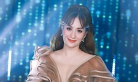 Sau nghi vấn trục trặc tình cảm, Khánh Thi đã tiết lộ tình hình hiện tại của hai vợ chồng