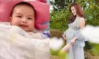 Sinh con thứ ba hơn 2 tháng, vì sao giờ ca sĩ Vy Oanh mới hé lộ giới tính thiên thần nhỏ?