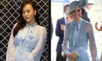 Phương Oanh (Hương Vị Tình Thân) khoe váy mới, netizen liên tưởng ngay đến Công nương Kate