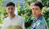 """Thanh Sơn (11 Tháng 5 Ngày) và Mạnh Trường (Hương Vị Tình Thân) """"thả thính"""" nhau cực ngọt"""