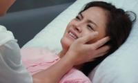 Thu Quỳnh (Hương Vị Tình Thân) đáp trả khôn khéo khi bị chê diễn dở cảnh khóc
