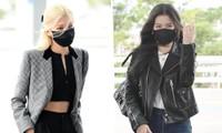 BLACKPINK lên đường sang Paris: Vì sao chỉ thấy Jisoo, Rosé còn Jennie, Lisa chưa lộ diện?