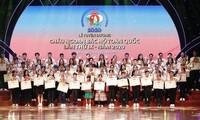 344 đại biểu xuất sắc nhận bằng khen tại Đại hội Cháu ngoan Bác Hồ toàn quốc lần thứ IX