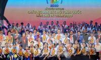 """Những """"đóa hoa thơm"""" trong Đại hội Cháu ngoan Bác Hồ toàn quốc lần thứ IX"""