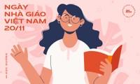 """Ngày Nhà giáo Việt Nam 20/11: """"Bùng nổ"""" nhiều ý tưởng tri ân độc đáo, mời bạn tham khảo!"""