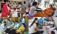 Xúc động trước những khoảnh khắc hiến máu cứu người trong hành trình Chủ Nhật Đỏ 2021
