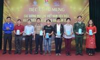Gương mặt trẻ Việt Nam tiêu biểu 2020: Đêm Gala chào mừng ngập tràn niềm vui