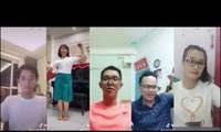 """TP.HCM: Thầy cô Trần Chuyên tham gia thử thách """"Ghen Cô Vy"""" trên TikTok"""