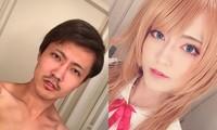 Màn lật tẩy khiến fan sốc nặng của nữ hoàng cosplay Nhật