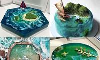 Bánh thạch đại dương