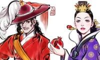 Ý tưởng mix&match bá đạo dành tặng fan nhà Disney và những tín đồ mê hanbok