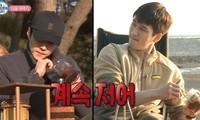 Đến cả Sehun (EXO) và Ahn Bo Hyun cũng bắt sóng trào lưu cà phê Dalgona
