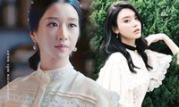 """Đụng hàng váy Louis Vuitton nhưng Seo Ye Ji lại ăn đứt """"con dâu vua sòng bạc"""" Ming Xi?"""