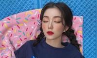 Biết rằng hành động này không tốt cho làn da nhưng nhiều nữ idol vẫn không thể từ chối