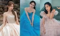 Ngất ngây với dàn mỹ nhân C-Biz ở giải Kim Ưng: Ai cũng lộng lẫy như công chúa