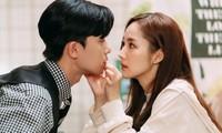 Chỉ vì một bức ảnh, Park Min Young lại bị nghi đang hẹn hò Park Seo Joon