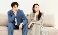 """""""Quân Vương Bất Diệt"""" tung ảnh hội ngộ, Lee Min Ho - Kim Go Eun có hành động bất thường"""