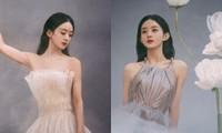 Triệu Lệ Dĩnh khiến fan lo lắng vì giảm cân quá đà, lộ vẻ tiều tụy dù diện đồ Dior
