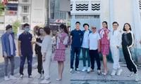 Hack dáng như Diệu Nhi: Chiều cao có hạn vẫn chẳng lo lép vế khi đi cạnh Hoa hậu Đỗ Thị Hà