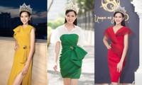 Những kiểu váy tôn vóc dáng cực phẩm của Đỗ Thị Hà, riêng 2 mẫu này Hoa Hậu cần né xa