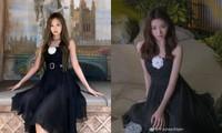 """Nhìn Jennie đụng hàng váy Chanel với """"Mưu nữ lang"""" mới thấy """"quan trọng vẫn là thần thái"""""""