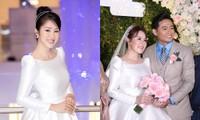Làm điều này trong đám cưới tình cũ Quý Bình, Lê Phương khiến netizen sửng sốt
