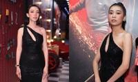 Sự thật đáng yêu đằng sau việc Thu Trang đụng hàng váy áo với khách mời trong cùng sự kiện