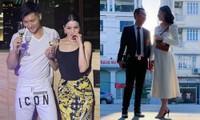 Hậu ly hôn, ca sĩ Lệ Quyên và chồng cũ trở thành cặp đôi gây ồn ào nhất showbiz Việt
