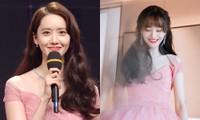 Mặc cùng một chiếc váy, để cùng kiểu tóc nhưng nhờ đâu Yoona vẫn trội hơn Trịnh Sảng?