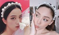 """Một sao Việt vừa chốt đơn rinh về chiếc """"bờm tóc thị phi"""" giống như của Jisoo (BLACKPINK)"""