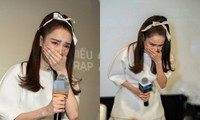 Bất ngờ với phản ứng của nhiều netizen trước màn bật khóc xin lỗi vì đến muộn của Nhã Phương