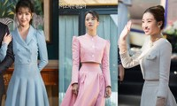 """Váy cạp cao khoe eo thon như Seo Ye Ji đang thành """"chân ái"""" của hàng loạt sao châu Á"""