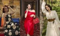 """Choáng ngợp với tủ đồ của """"tiểu thư siêu giàu"""" Kaity Nguyễn trong """"Gái Già Lắm Chiêu V"""""""